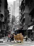 Hong-Kong, les rues